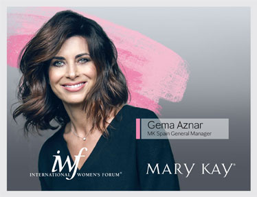 Mary Kay apoya el liderazgo y empoderamiento femenino en el Cornerstone Conference del International Women's Forum (IWF)