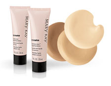 Find your perfect foundation from Mary Kay.