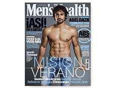 Participación de Mary Kay en abril de 2016 en la revista Mens Health