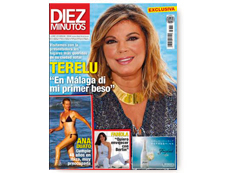 Mary Kay en julio de 2017 en la revista Diez Minutos