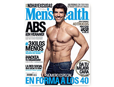 Mary Kay en Revista Mens health