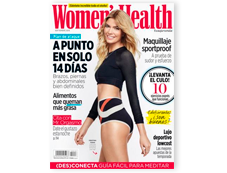 Decubre a Mary Kay en la revista Womens Health