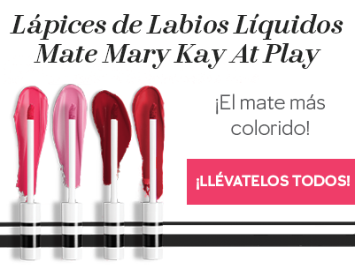 Lápices de Labios de Edición Limitada Mate Mary Kay At Play